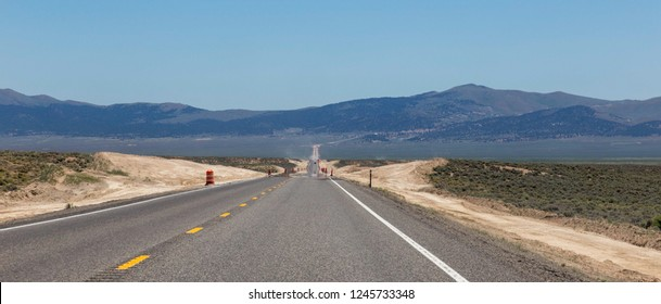 U.S. Route 50 is a transcontinental highway, stretching from West Sacramento, California, in the west to Ocean City, Maryland, named The Loneliest Road in America by Life magazine in July 1986