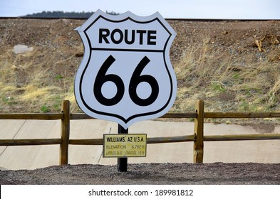 U.S. Route 66 (US 66 or Route 66), also known as the Will Rogers Highway and colloquially known as the Main Street of America or the Mother Road.