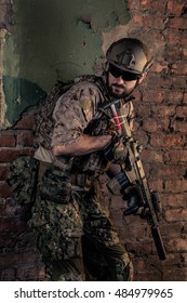 US special forces soldier (Navy SEAL)