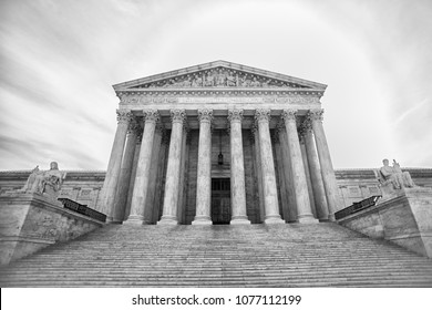 U.S, Supreme Court Building