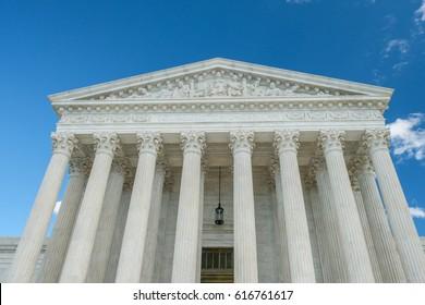 U.S. Supreme Court - Front