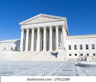 US Supreme Court, Washington DC