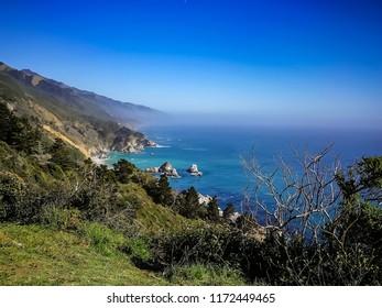 USA California Natur