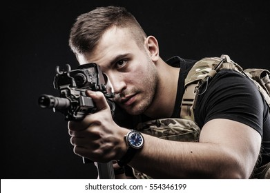 USA Delta special forces