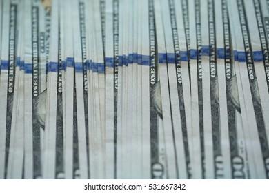 USA dollar money USA dollar money banknotes background, wealth concept