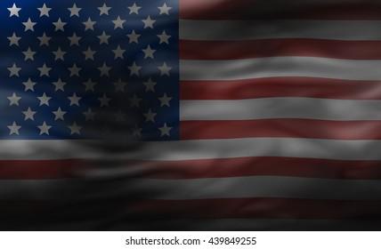 USA flag background graphic illustration image
