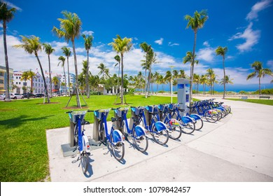 Citi Bike Miami >> Bicycle Miami Stock Photos Images Photography Shutterstock