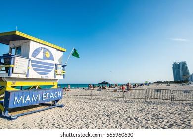 USA, FLORIDA, MIAMI BEACH - MARCH 16, 2016