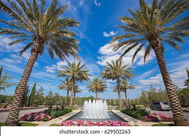 USA. FLORIDA. ORLANDO. APRIL,2017: Four Seasons Resort Orlando at Walt Disney World® Resort.