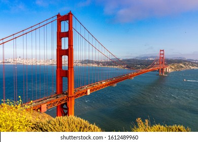 USA Golden Gate Bridge 2019