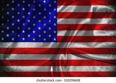 USA national flag illustration symbol.