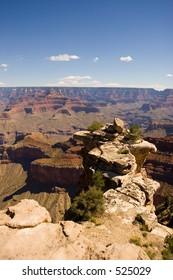 The USA natural wonders Grand Canyon