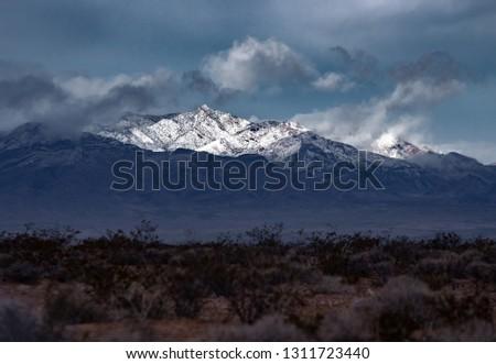 USA Nevada Lincoln County