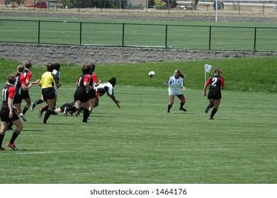 USA Rugby Match