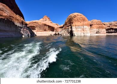 USA, Utah, Lake Powell - Forbidding Canyon