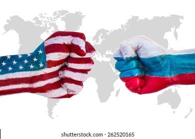USA versus Russia