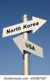 USA vs North-Korea