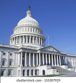 USA, Washington, DC. Capitol