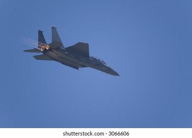 USAF F-15 Eagle