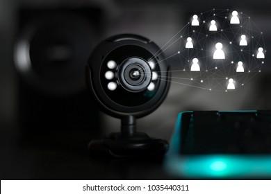usb web camera webinar conference call