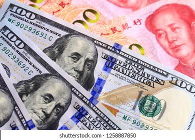 USD vs RMB