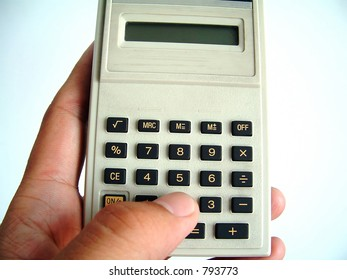 the use of calculator