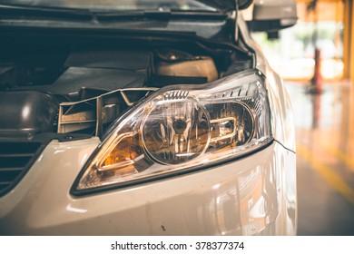 Use headlights to illuminate the journey.
