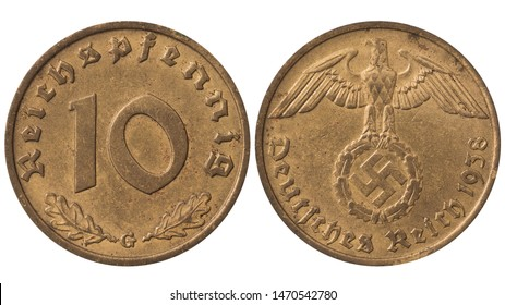 Imágenes, fotos de stock y vectores sobre Nazi Symbol