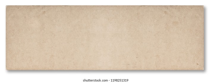 Used news paper texture isolated on white background