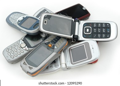 used old  Cell phones