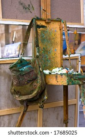 Used Painters Easel