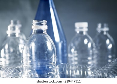 Used plastic bottles destined for the recycle bin or landfill?