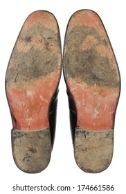 Used shoe insole