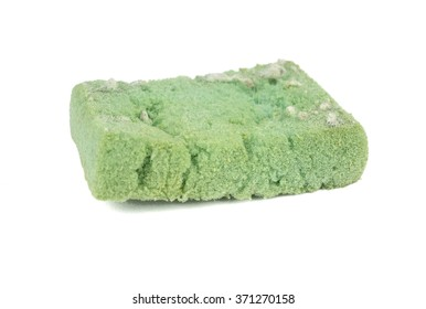 Used sponge for washing the dishes
