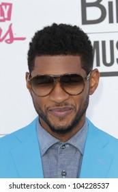 Usher at the 2012 Billboard Music Awards Arrivals, MGM Grand, Las Vegas, NV 05-20-12