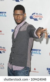 Usher at the Capital Radio Summertime Ball, Wembley Stadium, London. 09/06/2012 Picture by: Simon Burchell / Featureflash