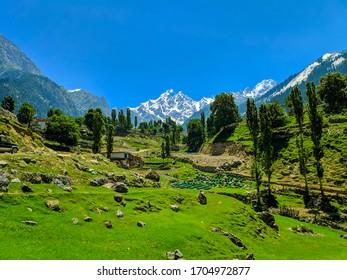 Usho Valley, Kalam, Swat, KPK Province Pakistan