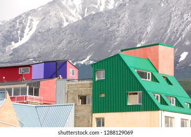 USHUAIA ARGENTINA 11 27 11: Ushuaia is the capital of Tierra del Fuego, Antartida e Islas del Atlantico Sur Province, Argentina. It is commonly regarded as the southernmost city in the world