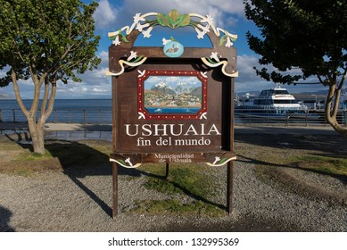 Ushuaia is the southernmost city in the world. It is located on the shores of the Beagle Channel, at the southern tip of  Tierra del Fuego Island, and surrounded by the Martial Mounts.
