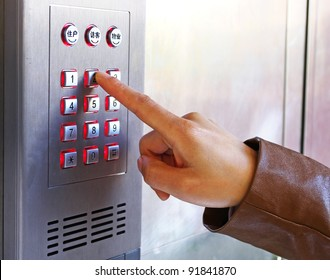 Using a Security Keypad