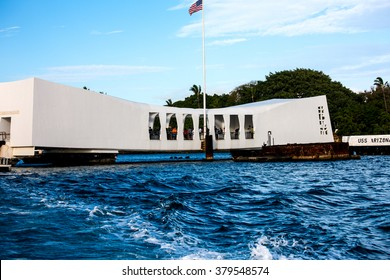 U.S.S. Arizona Memorial, Pearl Harbor