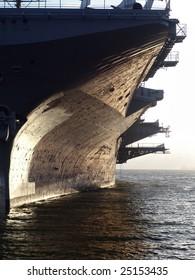 USS Hornet aircraft carrier, Alameda, California