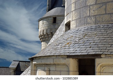 Usse Castle, Loire Valley, France --also known as Sleeping Beauty's Castle