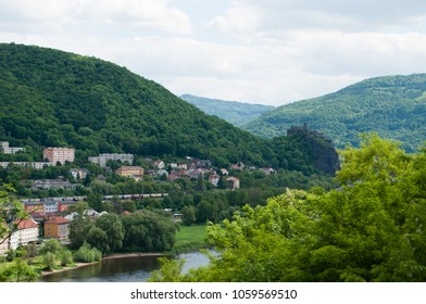 Usti nad Labem, formerly known by its German name Aussig, is a town in Bohemia, Czech Republic.