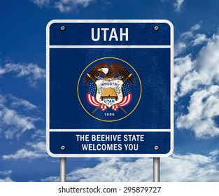Utah - The Beehive State welcomes you