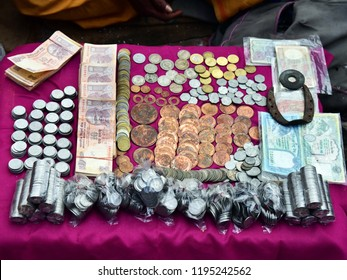 Old Indian Currency Images, Stock Photos & Vectors