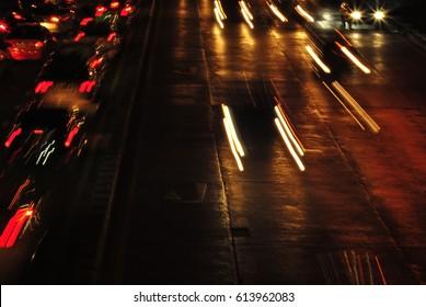 U-Turn at Bangkok Street