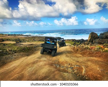 UTV excursion ride in Aruba