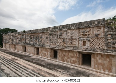 Uxmal, an ancient Maya city, considered one of the most important archaeological sites of Maya culture