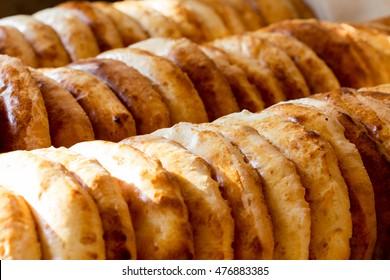 Uzbek flatbread